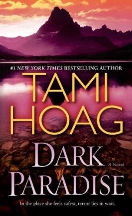 Tami Hoag Dark Paradise border=
